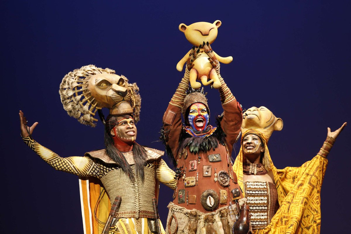 an analysis of the lion king a broadway play The lion king is set to roar past a chorus line on wednesday to become the fifth-longest running show in broadway history it ran at the public theater in new york before transferring uptown the phantom of the opera is the longest-running show in broadway history at 22 years and counting.