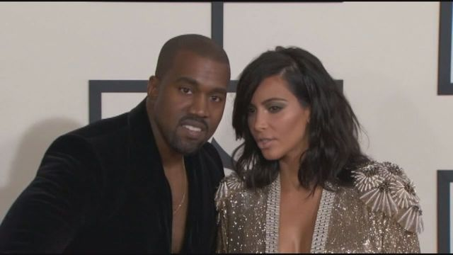 Man accosts Kim Kardashian at Paris Fashion Week