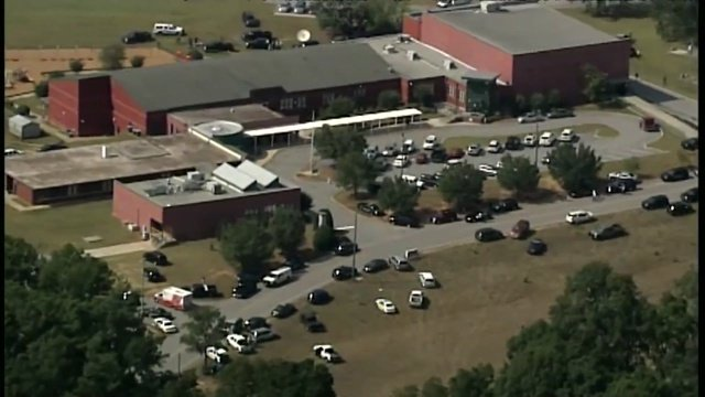 Authorities: School shooter apparently shot his father to death before rampage; 2 students,…