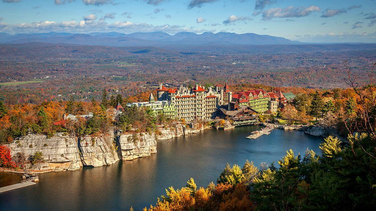 A complete guide to upstate New York getaways