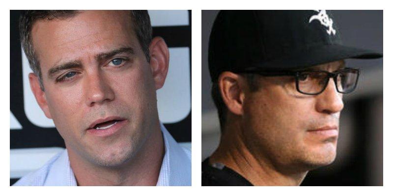 Cubs, White Sox going in opposite directions, writes @steverosenbloom