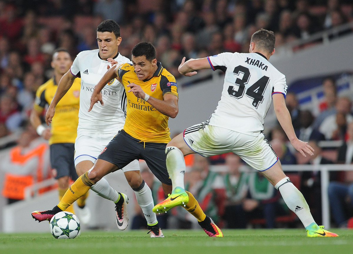 Wenger: Why Perez is still not starting games