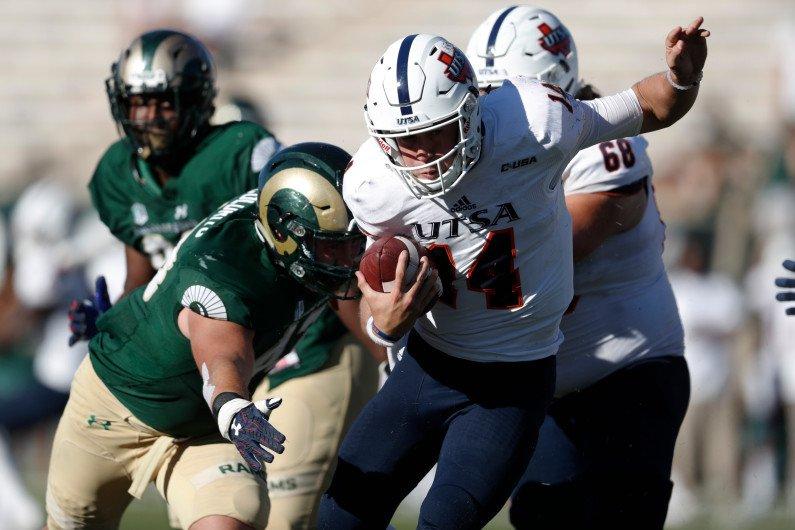 Evan Colorito, son of an ex-Bronco, steps in as Colorado State Rams captain, starter