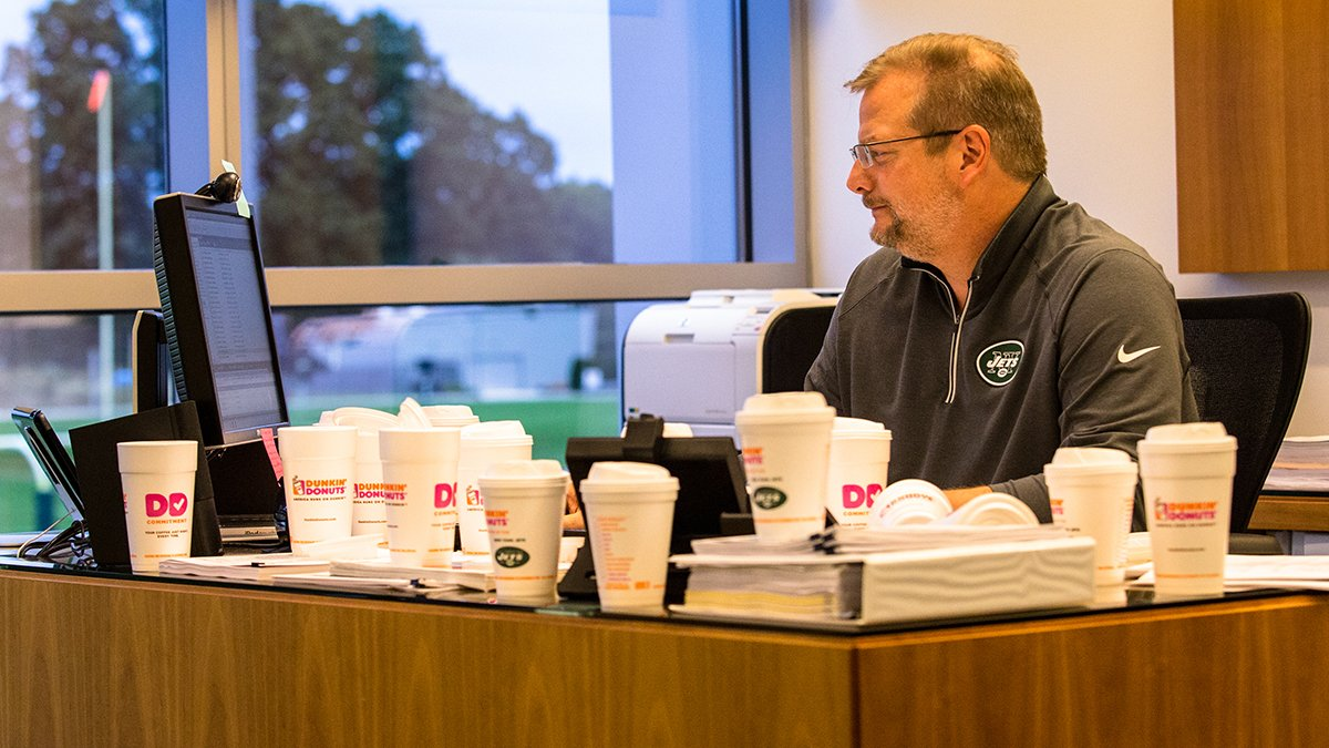 Image result for mike maccagnan coffee pics