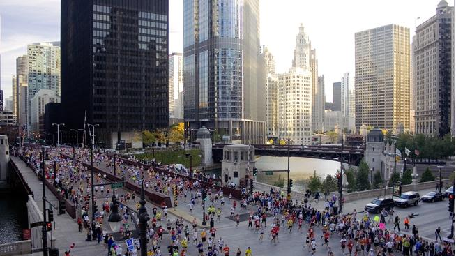 2016 Chicago Marathon strives for sustainability