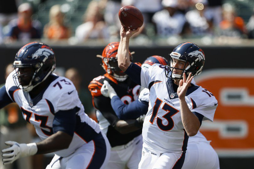 Why did Trevor Siemian settle into the NFL so quickly? A trip back in time tells all.