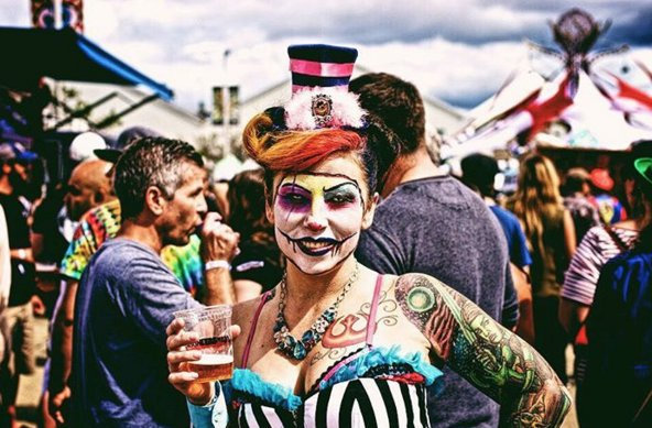 A beer circus is coming to NYC this weekend