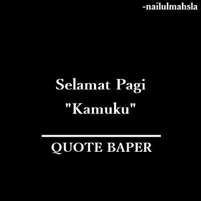 bidadari comeback on quote quotebaper baper