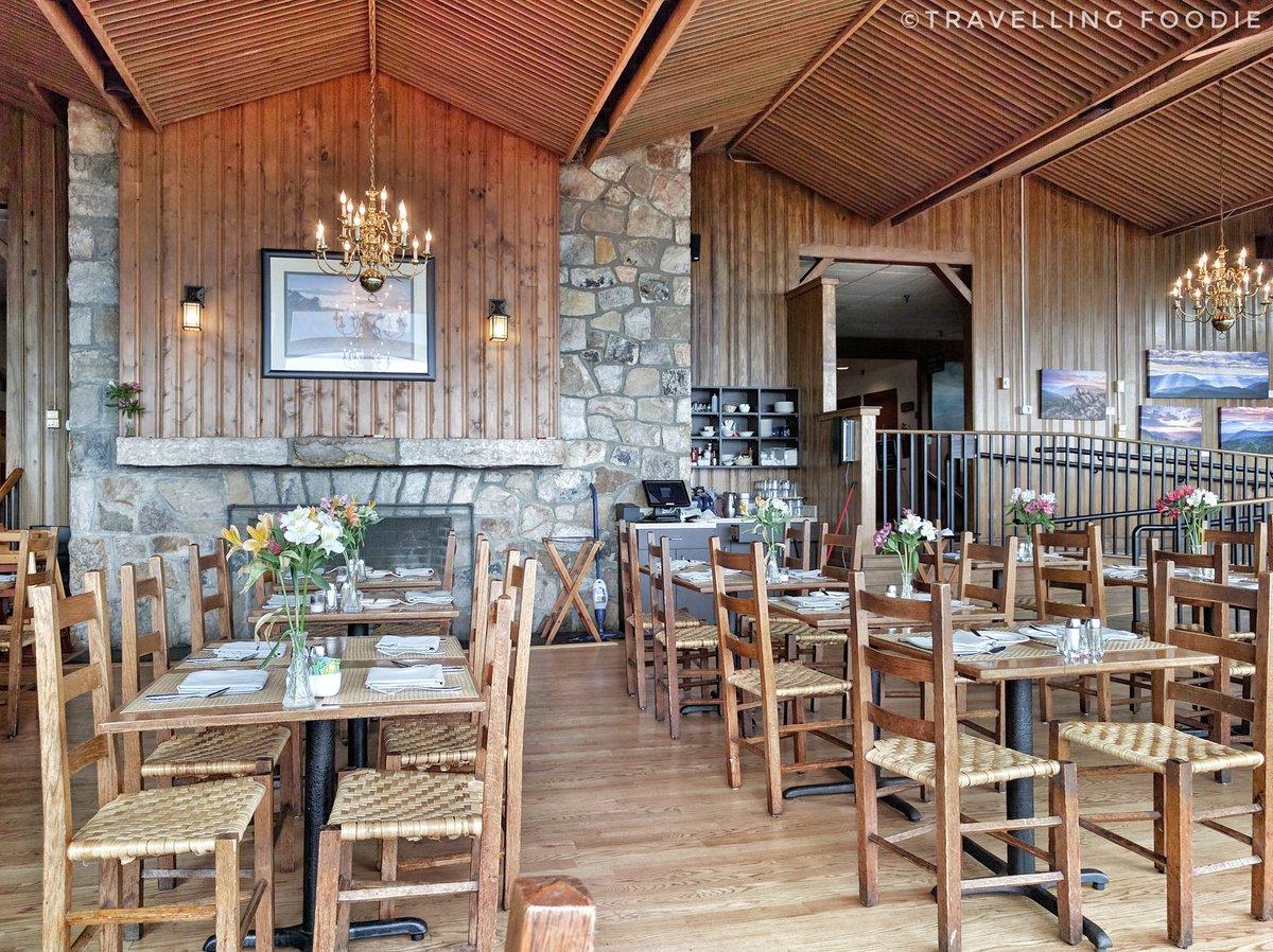 Inside the Skyland Pollock Dining Room