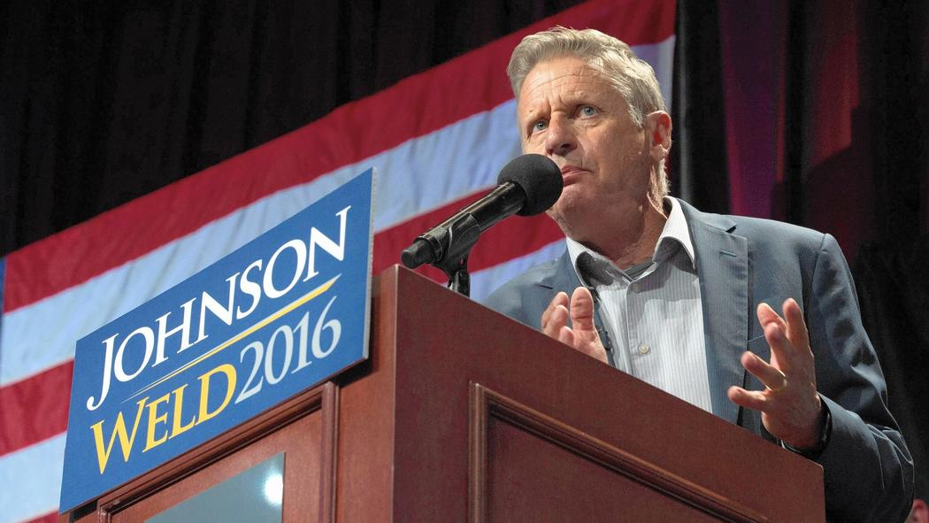 @EricZorn wants millennials and liberals to know what Gary Johnson really stands for