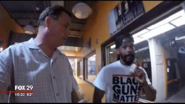 Black Guns Matter: North Philadelphia man provides fire-arms education