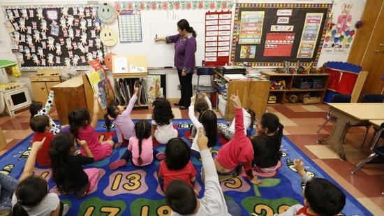 Eye-tracking technology shows that preschool teachers have implicit bias against black boys