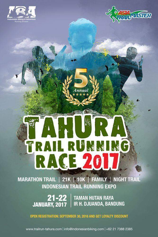 Tahura Trail Running 2017
