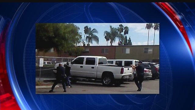 El Cajon Police: Shooting victim was pointing an e-cigarette