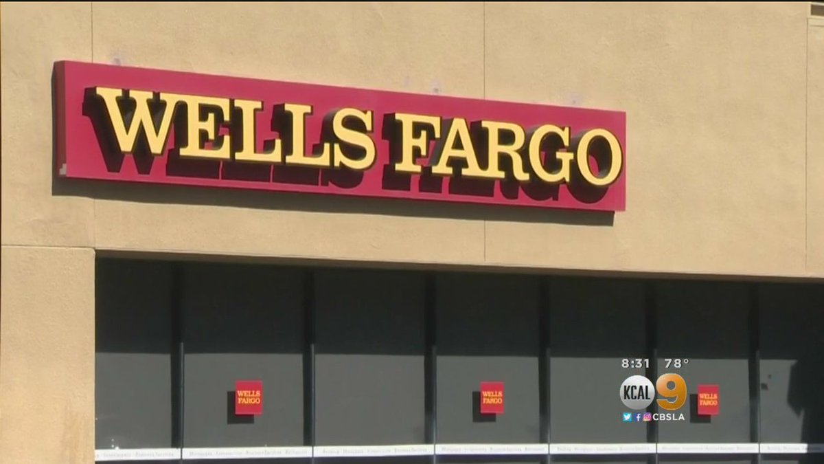 California suspends business dealings with Wells Fargo