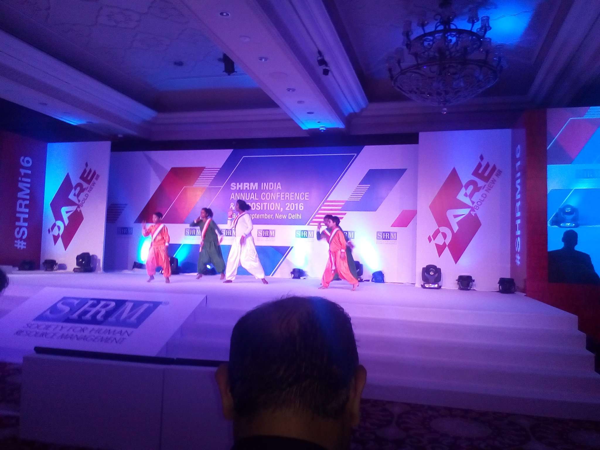 #SHRMI16 launches with a performance of the Salaam Balak trust https://t.co/W9tbJZQcp0