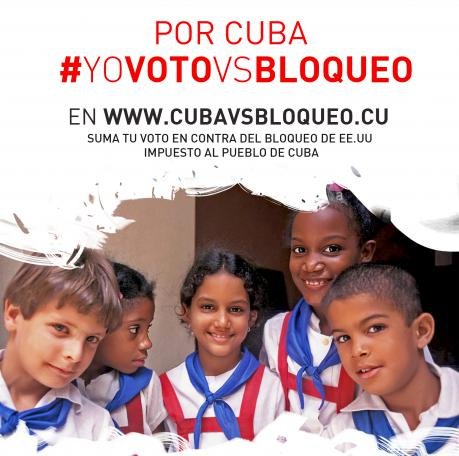 Image result for #CubaVSBloqueo