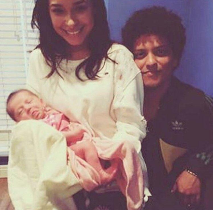 Bruno Mars Daughter