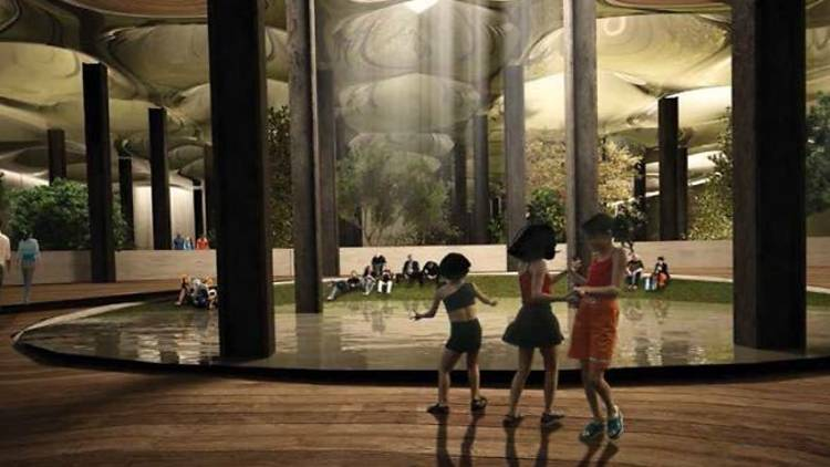 New York's first underground park is a step closer to reality