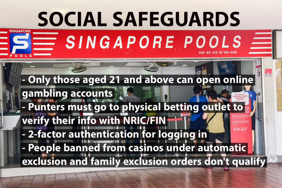 What Is Singapore Pools Betting?