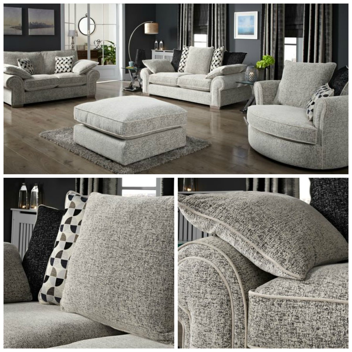 Scs Sofas On Twitter Spruce Up Your Living Room With This Buzz 3 Seater Terback Sofa Now Only 595 S Open Til 10pm Today