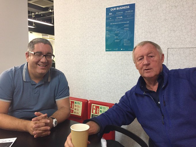 Happy 61st Birthday to Chris Tarrant, have a great day my friend