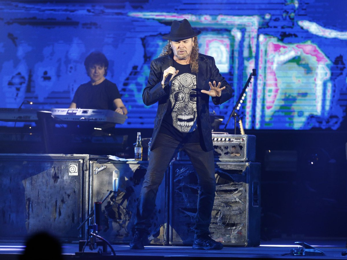 by @rrrutang: @manaoficial's Latino Power Tour Lights Up the Don Haskins Center