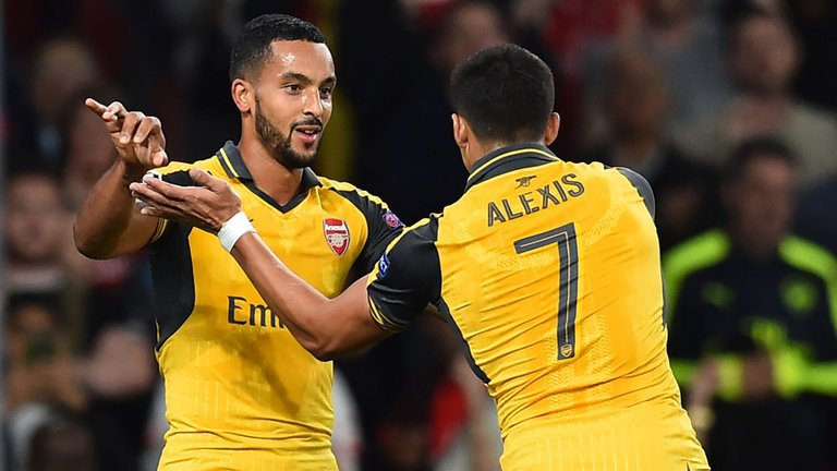 Michael Owen predicts Theo Walcott to score against Burnley
