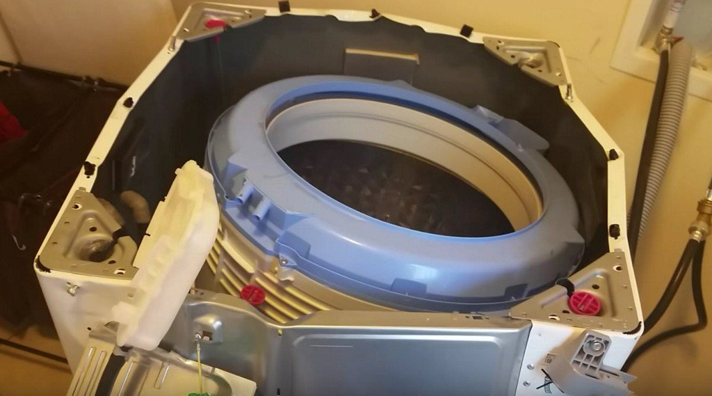 Reports of 'exploding' Samsung washing machines prompts warning