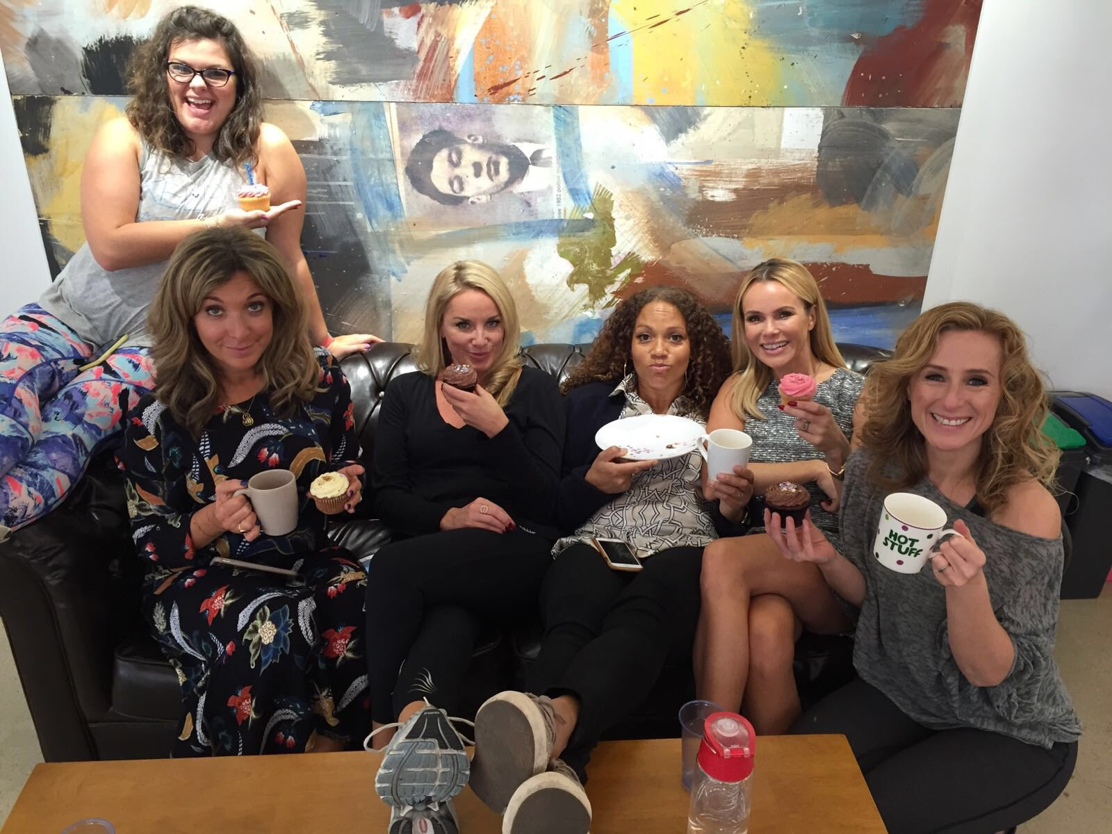 Join us in the world's biggest coffee morning and #raiseamug for @macmillancancer let's do this together. https://t.co/au8WFzJ6x9