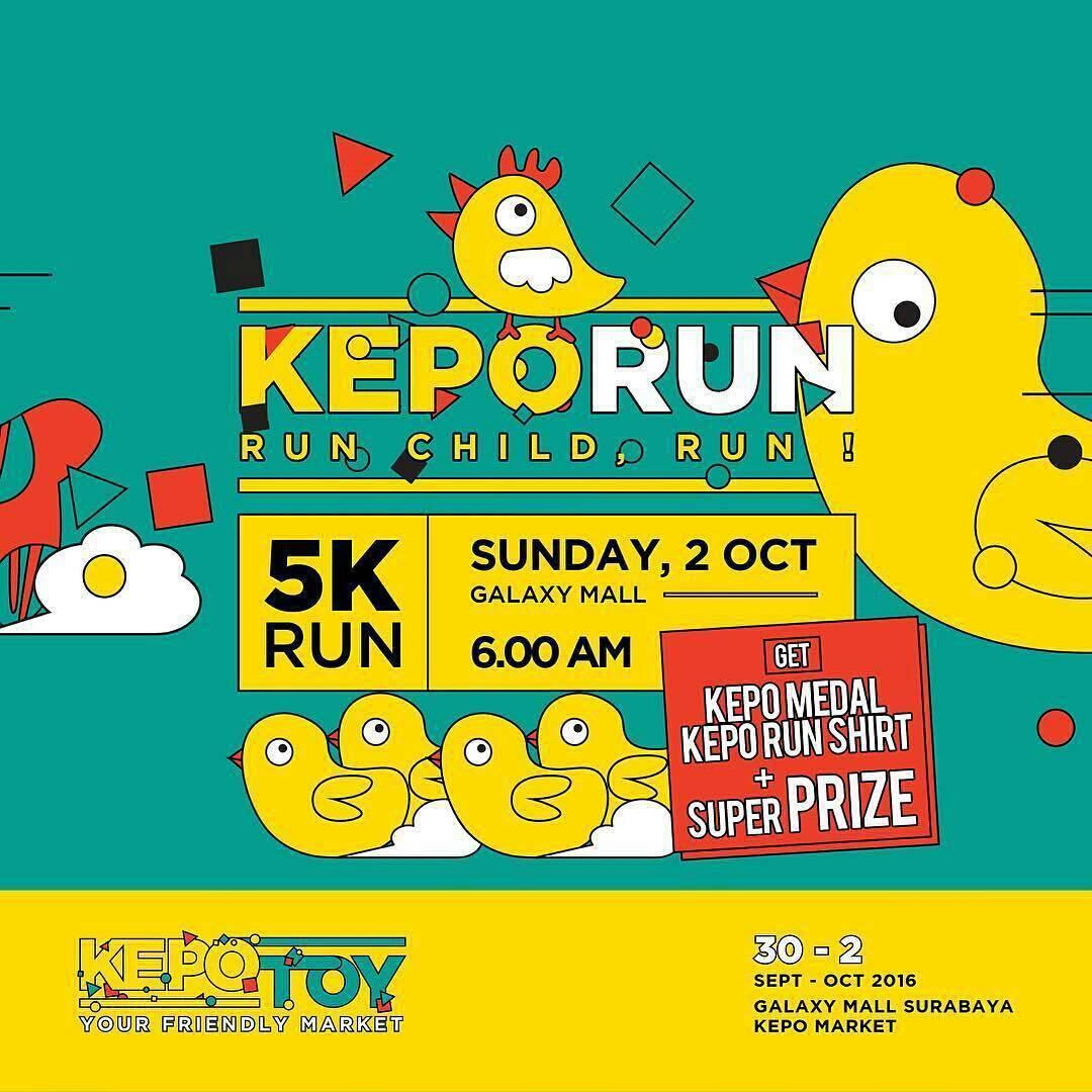 Kepo Run