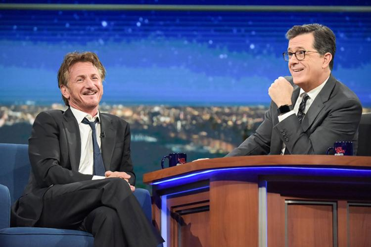 """Sean Penn compared voting for Donald Trump to """"masturbating our way into hell"""""""
