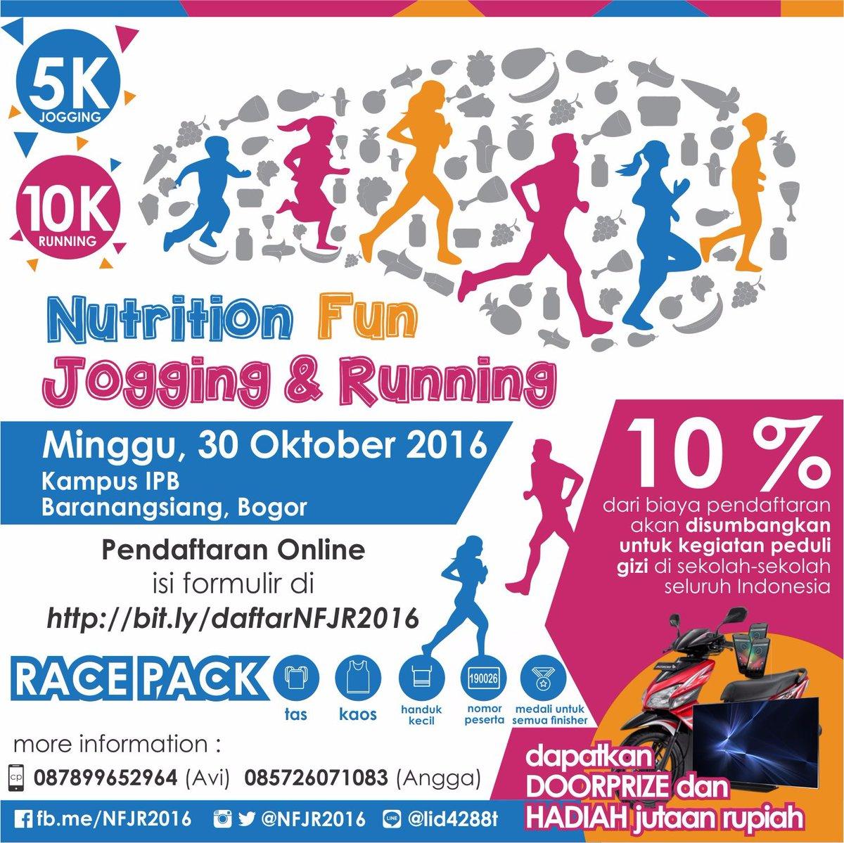 Nutrition Fun Jogging & Running 2016