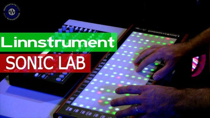 Sonic LAB - Linnstrument review (video): @roger_linn https://t.co/pXV6AVXEct https://t.co/n8hO7vfrNe