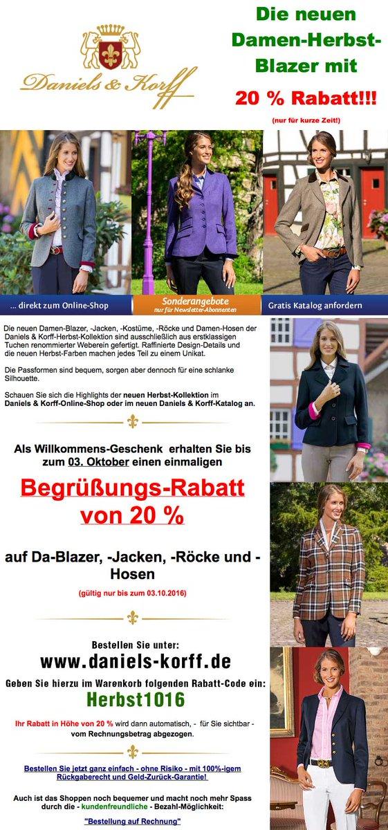 0bd0fa88eb71bc Daniels & Korff GmbH (@DanielsundKorff) | Twitter