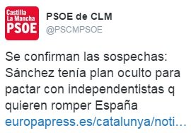 El hundimiento del PSOE  - Página 3 CthIPnfWIAAeMYo