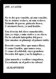 Hugo Alconada Mon On Twitter Invictus El Poema Al Que