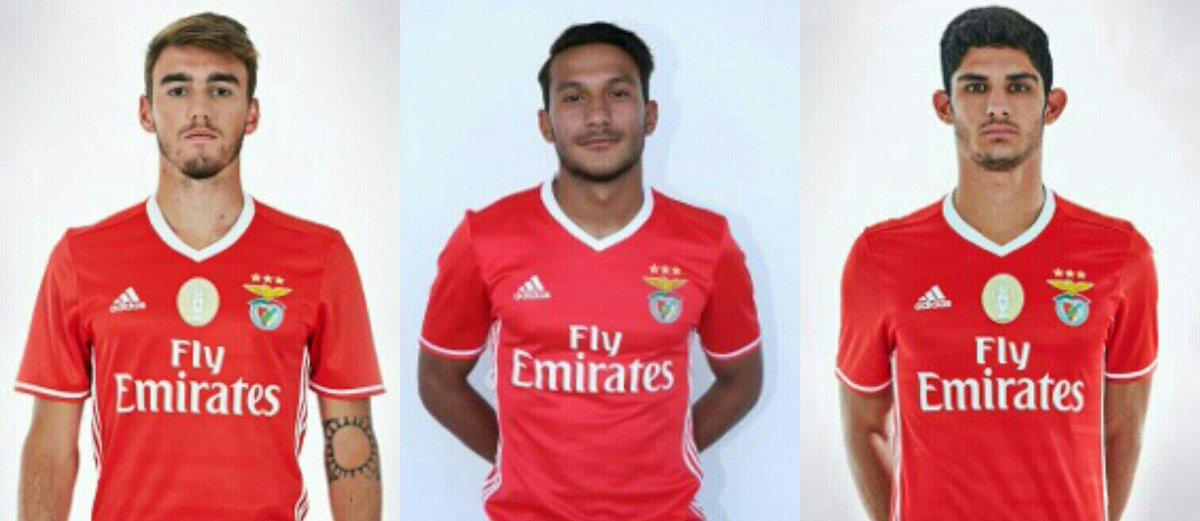 André Horta, João Carvalho e Gonçalo Guedes convocados por Rui Jorge para os sub-21 da @SelecaoPortugal.
