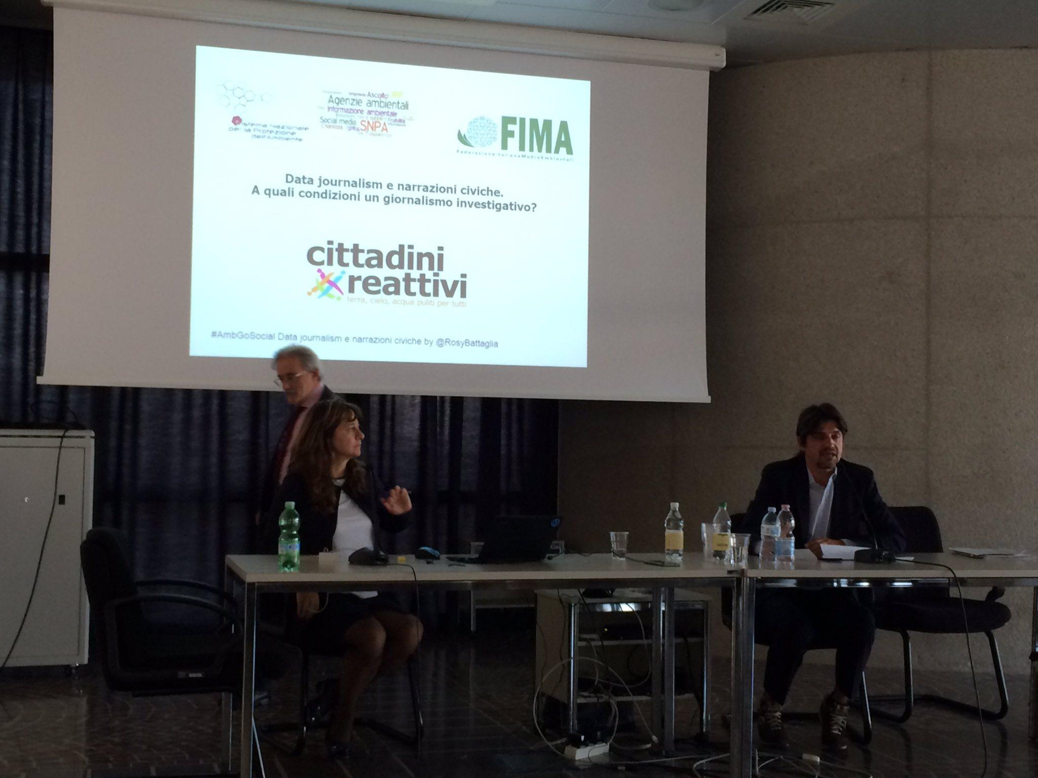 #ambGOsocial #bologna, ora parla @rosybattaglia @Cittadinireatti https://t.co/fAb5RDQ4ql