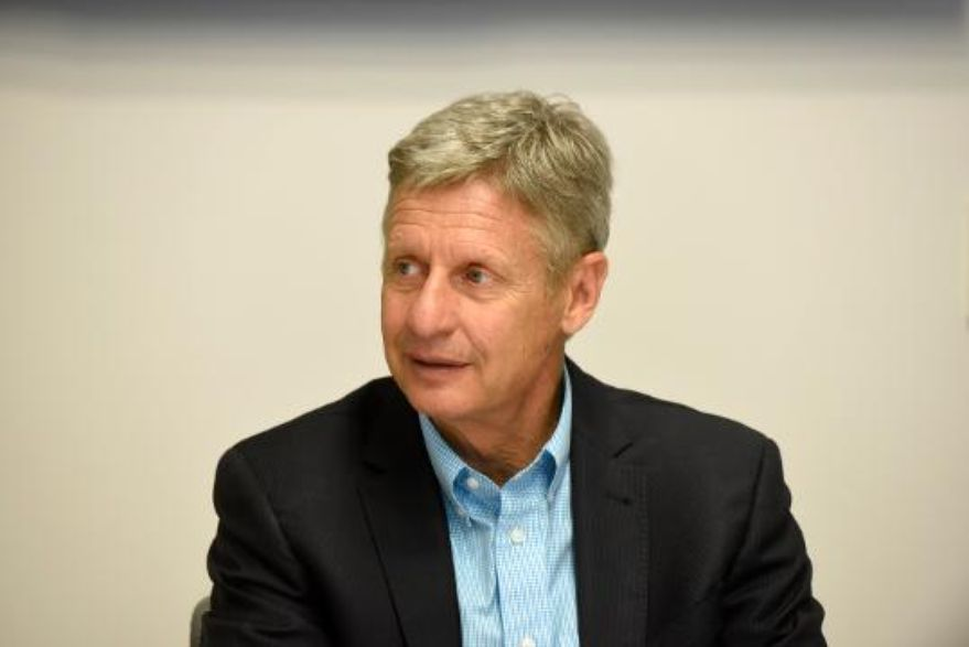 Detroit News endorsement: Libertarian Gary Johnson for president @detroitnews