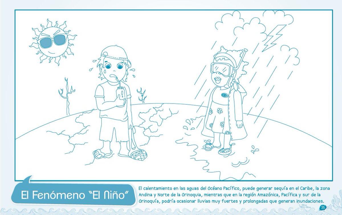 Cco El Niño Erfen On Twitter Conoce La Cartilla Para