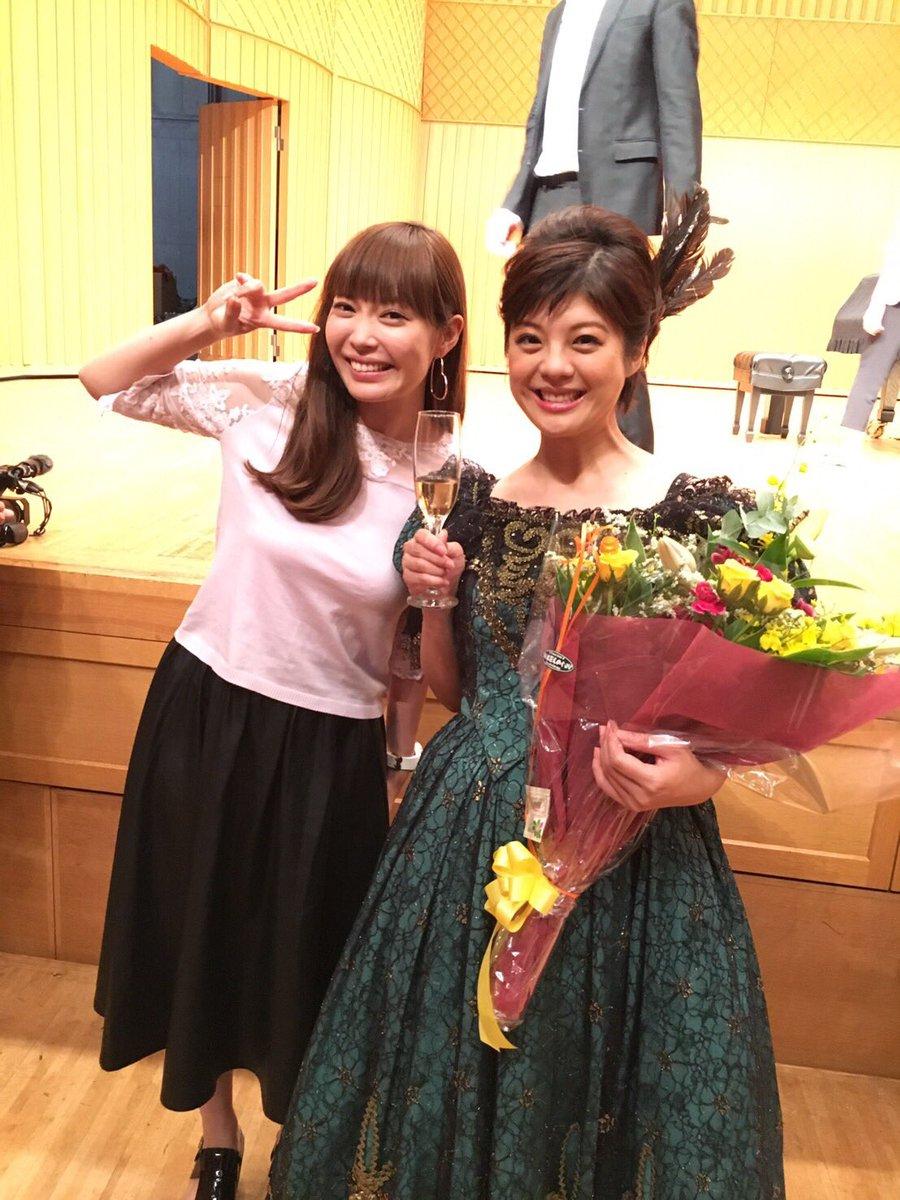 喜多さん大好き。 明日のオンエア、皆さん絶対見ましょね。明日で最後の喜多さん。 沢山の笑顔をありがとうございました。 https://t.co/HczBOVsYRb