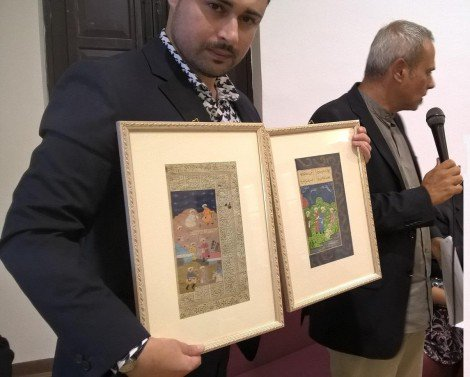 Cultura, donate a Villa Piccolo due miniature islamiche del XIX secolo - https://t.co/DEMhbbs9zX #blogsicilianotizie