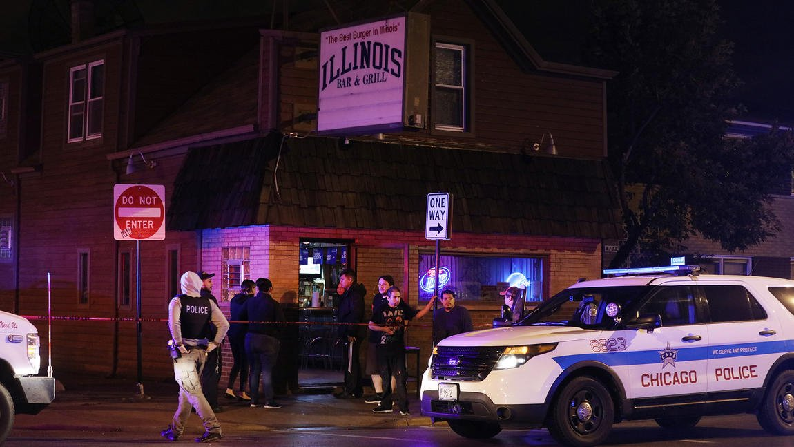 1 person killed, at least 6 others wounded in shootings across Chicago