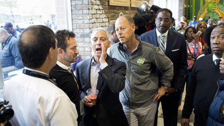 Millionaire mayor finds $5.62 smoothie at Whole Foods