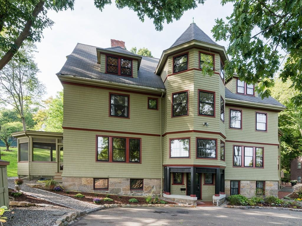 Want to own a piece of history? Paul Revere's great granddaughter's house in JP is for sale