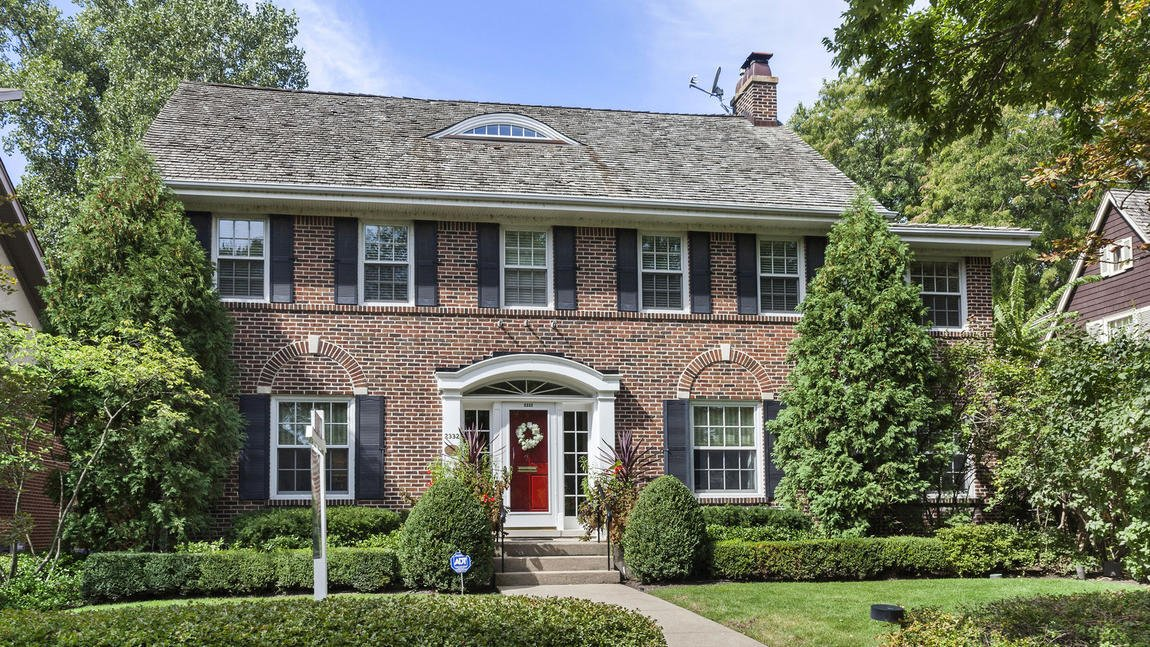 Evanston home with colonial influence listed for $2 million