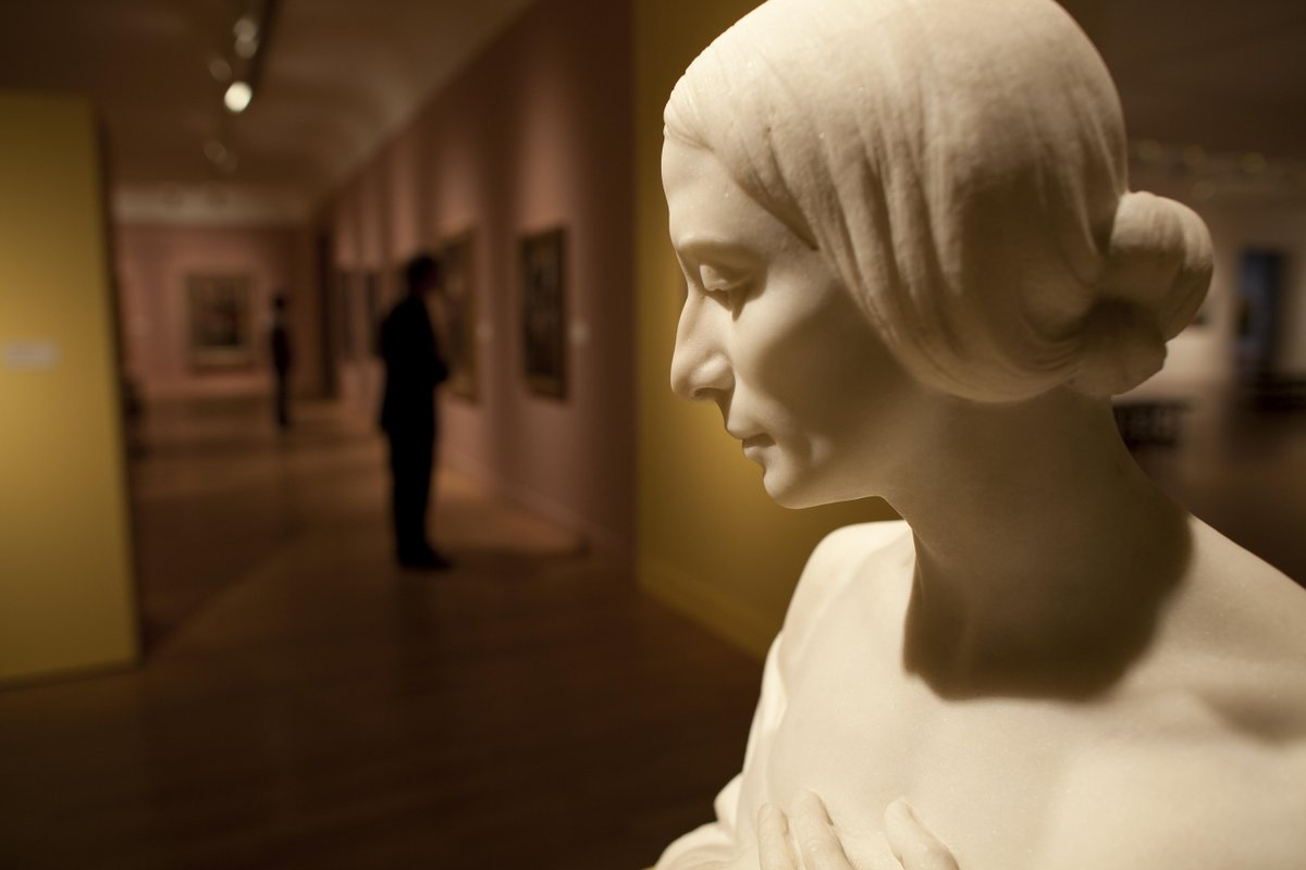 Admission is FREE to the @EPMuseumofArt! Three new exhibits just recently opened up