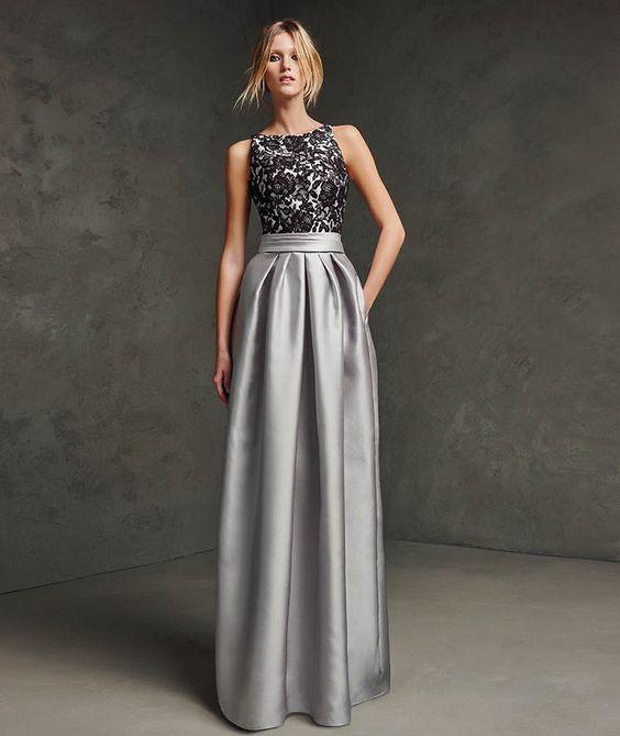 Telas para vestidos de fiesta