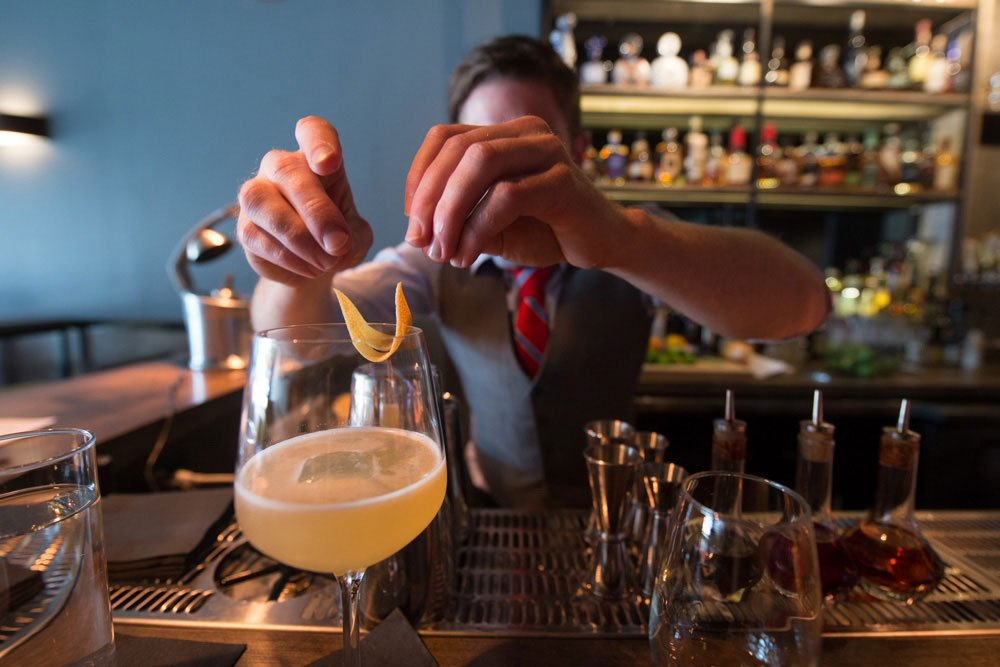 Toronto's best cocktail bars right now